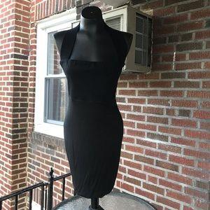 AQ/AQ Bodycon halter Dress
